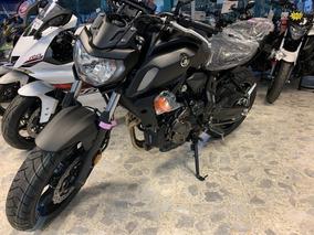 Yamaha Mt 07, 2019, 0km, Grafito