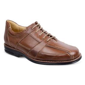 Sapato Social Masculino Conforto Sandro Moscoloni New