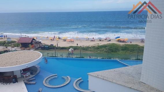 Venda- Maravilhoso Apartamento Na Praia Brava - Imb3 - Imb3
