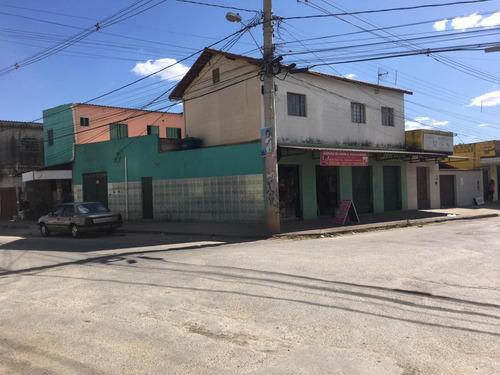 Imagem 1 de 15 de Imóvel Comercial Para Venda Em Ribeirão Das Neves, San Genaro, 3 Dormitórios, 1 Suíte, 1 Banheiro - V270_1-2017416
