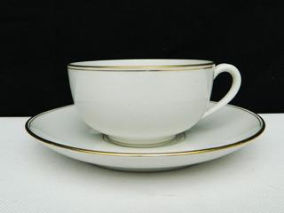 Taza Para Té De Porcelana Limoges Raynaud Anezin