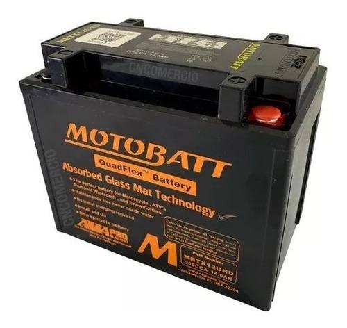 Bateria Harley Davidson Xl 883 Xl1200 Mbtx12u 14ah Motobatt