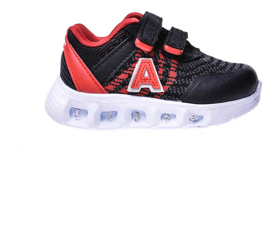 Zapatilla Addnice Baby Arrow Velcro