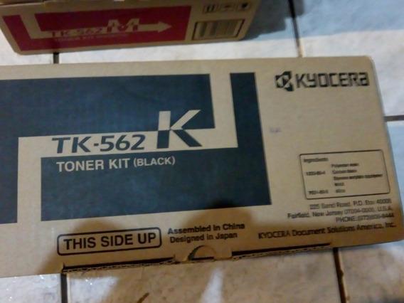 Cartucho Tonner Tk-562 (black) Impressora Kyocera Fs5300