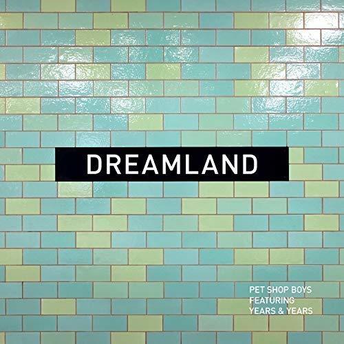 Cd : Pet Shop Boys - Dreamland (preventa)