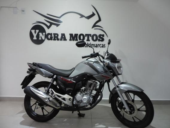 Honda Cg 160 Fan 2020 Flex Nova