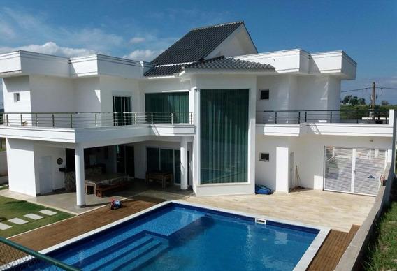 Casa Maravilhosa Em Um Dos Melhores Condomínios Da Região ! - Ca1363
