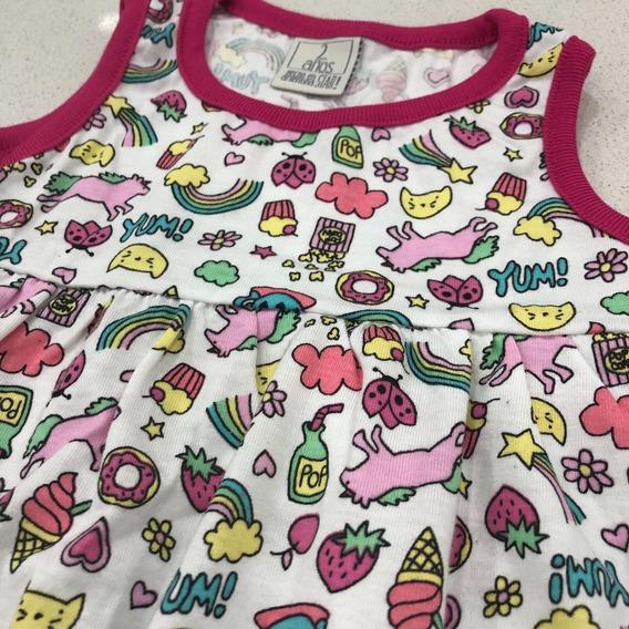 Vestido Nena Talle 2 Años Marca Star