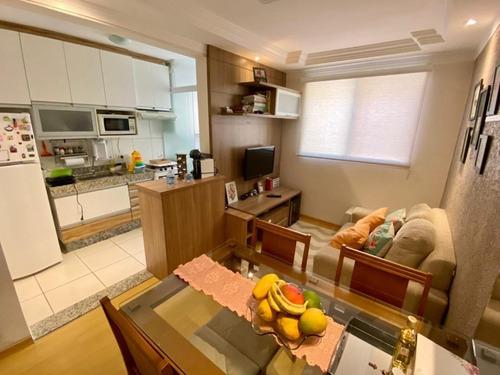 Imagem 1 de 22 de Apartamento Jardim Marcia 2 Dormitórios Reformado Armários Planejados - Ap060 - 69406726