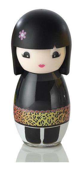 Perfume Dama Kaomi Music Diseño Muñeca Japonesa 50ml Fuller