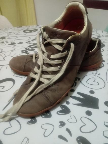 Zapatillas Nobuk Timberland 45