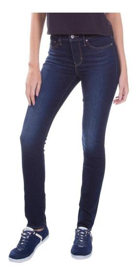 Calça Jeans Levis 311 Shaping Skinny Escura 196260097