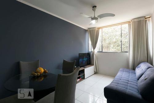 Apartamento À Venda - Vila Das Mercês, 2 Quartos,  50 - S892836931