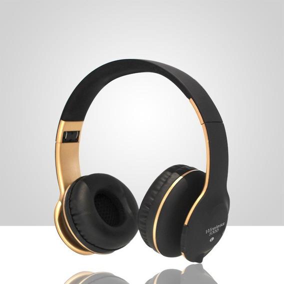 Fone De Ouvido Bluetooth Bass Jbl Speaker - Everest S300