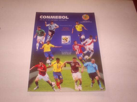 Revista Conmebol Nº 103 - Septiembre Octubre 2007