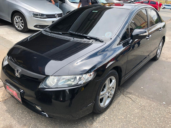 Honda Civic Exs 1.8 Flex 2008
