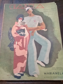 Revista Chabela Año Ii, Nº 3,3 De Febrero De 1936,sopena