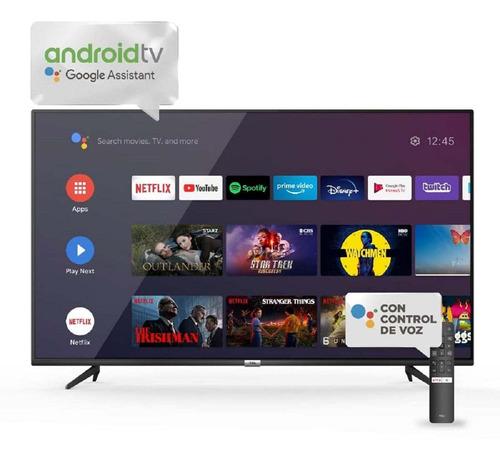 Imagen 1 de 6 de Smart Tv 4k 55  L55p615-b Tcl