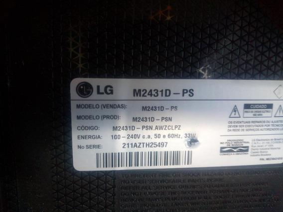 Tv Monitor Lg M2431d-psn
