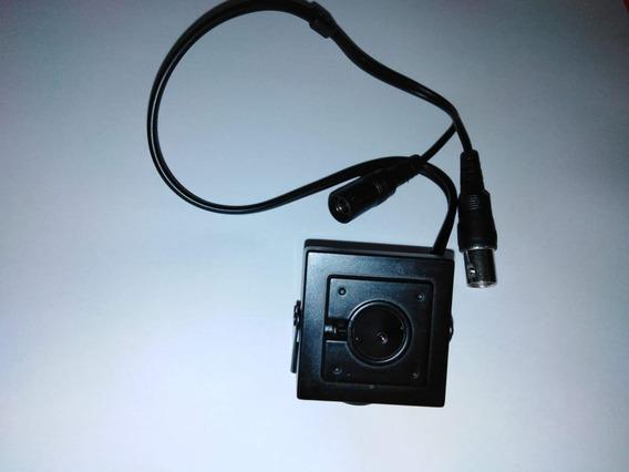 Camara Espia Miniatura Tipo Pinhole Hd 720p