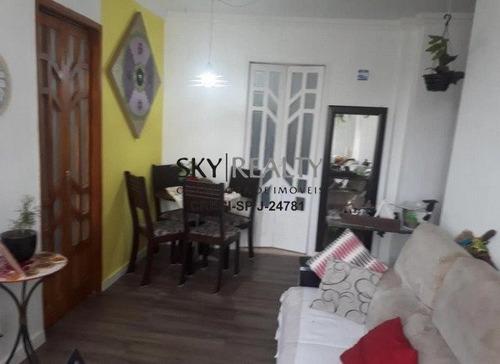 Apartamentos - Vila Constanca - Ref: 14287 - V-14287