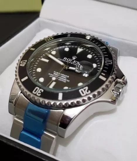 Relógio B13 Submariner Masculino Multicores Pronta Entrega