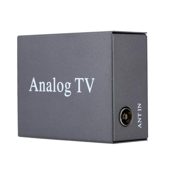 Super Mini Projeto Metal Dvb Carro Dvd Recebedor Tv Fácil