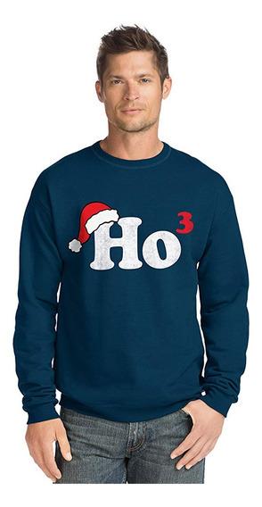 Suéter Feo Navidad Ugly Sweater Hanes Hombre Sudadera Ho3 Xl