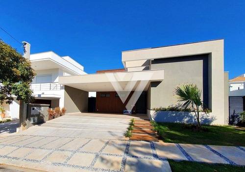 Casa Com 3 Dormitórios À Venda, 218 M² Por R$ 1.300.000,00 - Condomínio Mont Blanc - Sorocaba/sp - Ca1067