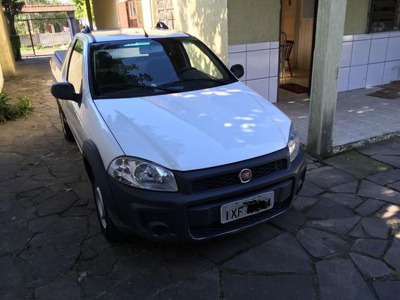 Fiat Strada 2016 1.4 Working Cs Flex 2p 23.000km