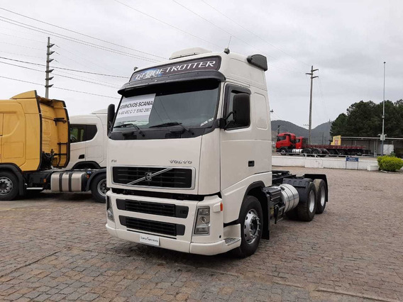Volvo Fh400 Globetrother 6x2 Ano 2007