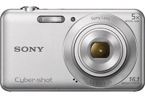 Câmera Digital Sony Cyber-shot Dsc-w710 16.1 Mp Zoom 5x