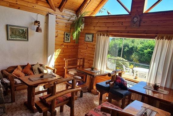 Hosteria 8 Habitaciones Con Vista Al Lago