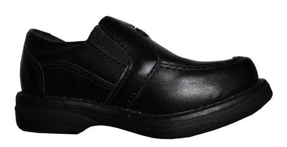 Zapatos Escolares Colegiales Originales Niño Varón