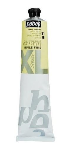 Pebeo - Aceite Fino Xl 200 Ml - Pintura Al Oleo Luz Amarilla
