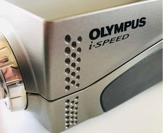Câmera Filmadora De Alta Velocidade - Olympus I-speed 2