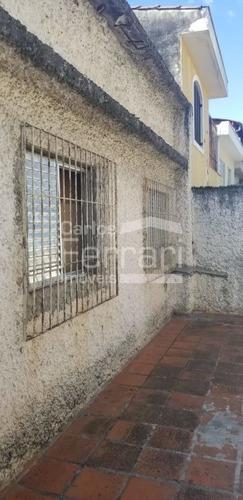 Imagem 1 de 10 de Casa Térrea Antiga  Com 03 Dormitórios E 02 Vagas - Parada Inglesa - Cf24324