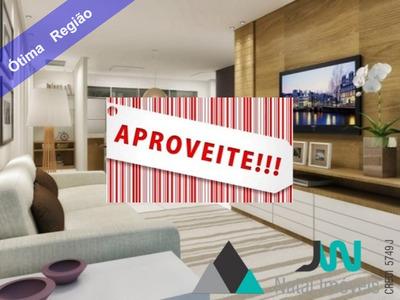 Apartamento Para Venda Em Petrópolis, Com 3 Quartos, Pertinho De Tudo - Ap00121 - 32072179