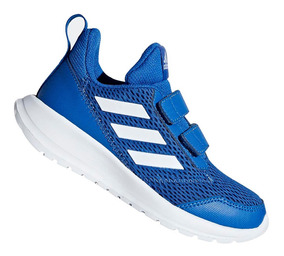 Tênis adidas Altarun Infantil Menino Running Azul Cg6453