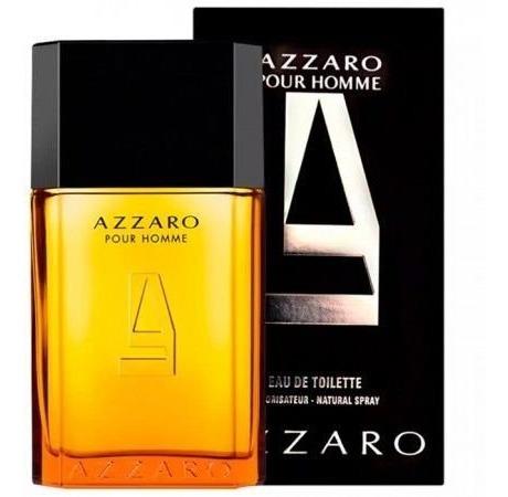 Perfume Azzaro Pour Homme Edt Masculino 100 Ml