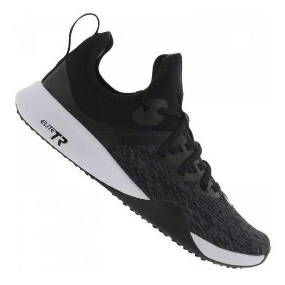 Tênis Nike Foundation Elite Tr Feminino - Preto E Branco Original C/nota Fiscal