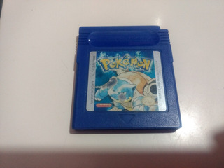 Pokemon Azul Game Boy Color En Español