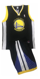 Uniforme De Baloncesto Golden State Warrior Nba Envio Gratis