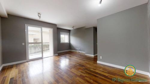 Imagem 1 de 15 de Apartamento Com 2 Suítes Em Condomínio No Bairro Jaguaré/sp - 1741 - Gm