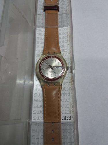 Relógio Swatch Coleção Ge 700. Caixa Original . Funcionando