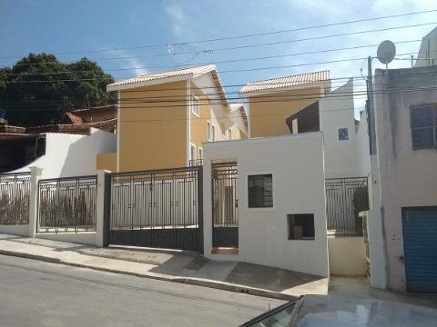 Casa Em Condomínio À Venda No Vila Italia - Sorocaba/sp - Cc00233 - 2287162
