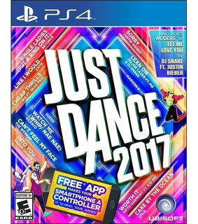 Ps4 Just Dance 2017 Playstation 4 Nuevo Disponible