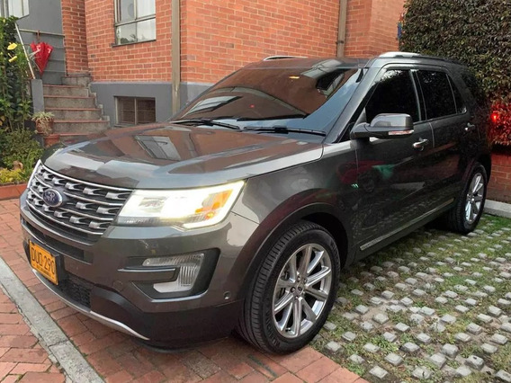 Ford Explorer Full Equipo