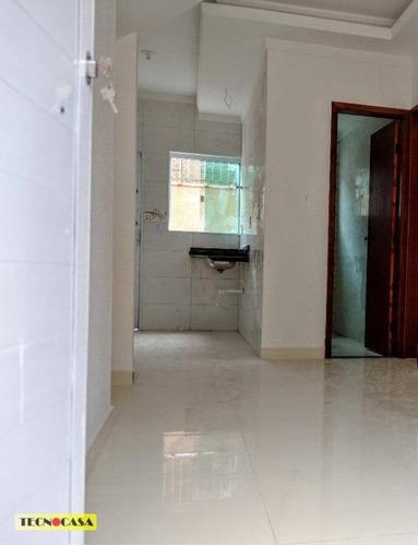 Imagem 1 de 16 de Casa Com 2 Dormitórios À Venda, 39 M² Por R$ 230.000,00 - Maracanã - Praia Grande/sp - Ca4839