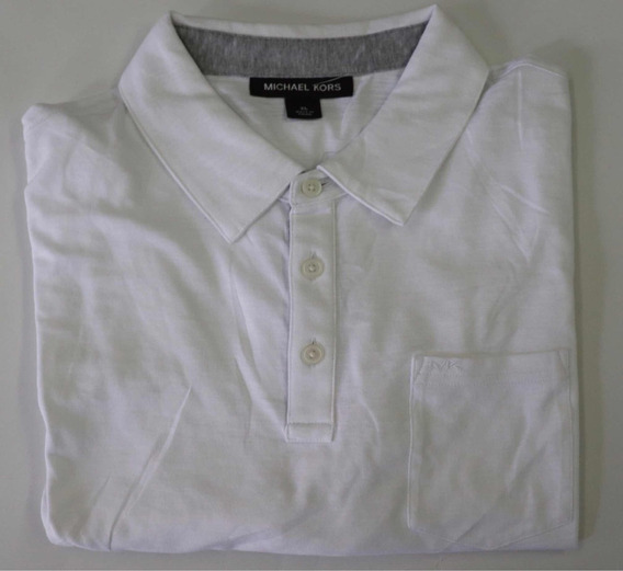 Playera Michael Kors Para Caballero Xl Color Blanco